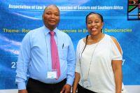 Mr.-Lereko-.-Mokorosi-and-Ms.-Puleng-Mojela-from-Lesotho-Law-Reform-Commission