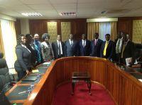 KLRC and the Senate